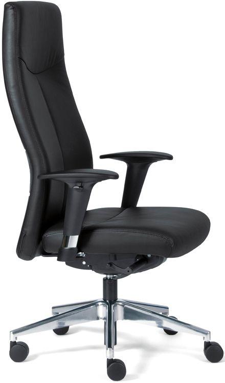 Luxe Leren Bureaustoel.Luxe Leren Directiestoel Excellence Ping7 A Kwaliteit