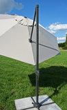 Zweefparasol Rond 3.5m UV50+_