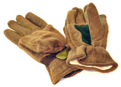 Handschoenen Badstof