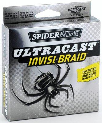 SpiderWire Invisi Braid