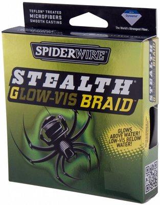 SpiderWire Stealth Glow Vis