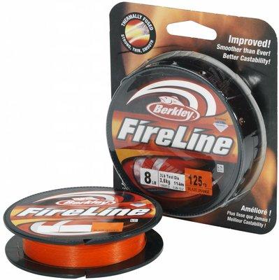 Berkley FireLine Blaze Orange