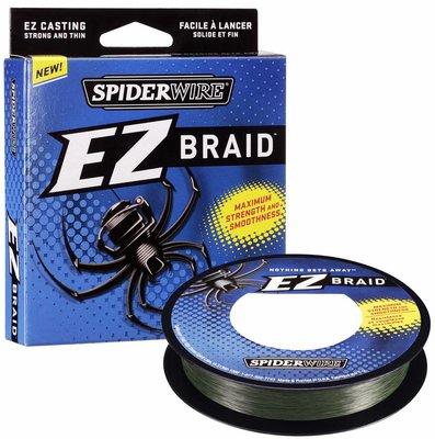 SpideWire EZ Braid Lo Vis Green
