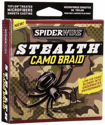 SpiderWire Stealth Camo