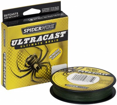 SpiderWire UltraCast Low-Vis Green