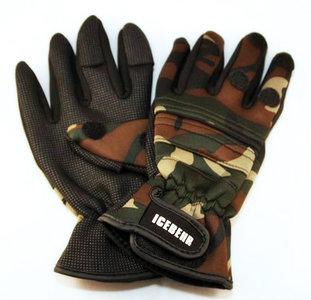 Behr Neopreen Handschoenen Camo