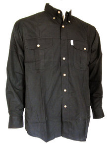 Overhemd Poly Katoen